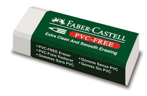 Faber Castell 7085/20 Beyaz Silgi