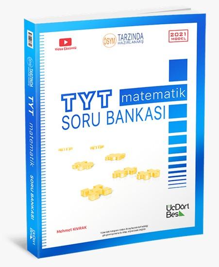 Üç Dört Beş TYT Matematik Soru Bankası 2021 Model