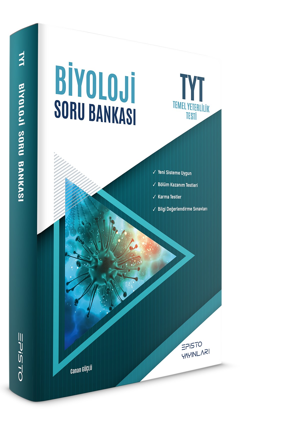 EPİSTO TYT BİYOLOJİ SORU BANKASI