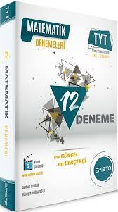 Episto TYT Matematik 12'li Deneme