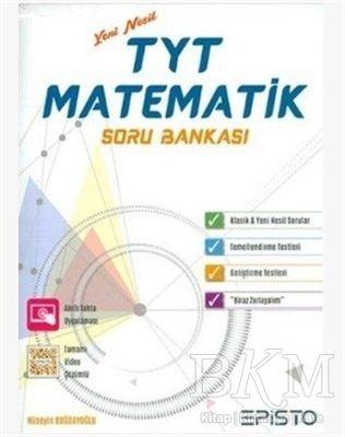 Episto TYT Matematik Soru Bankası 2019 - 2020