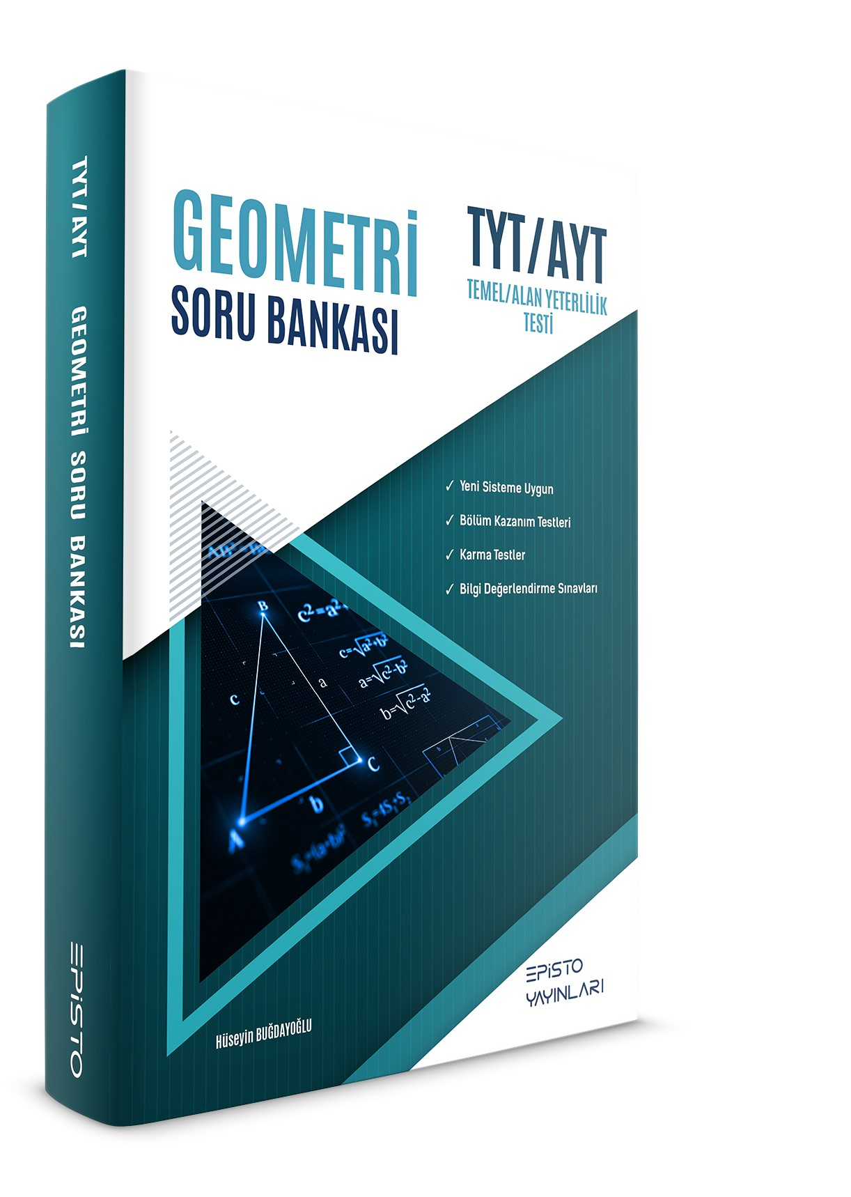 EPİSTO TYT/AYT GEOMETRİ SORU BANKASI