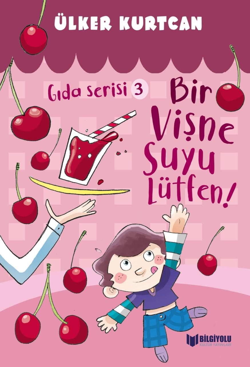 GIDA SERİSİ 3 - BİR VİŞNE SUYU LÜTFEN!