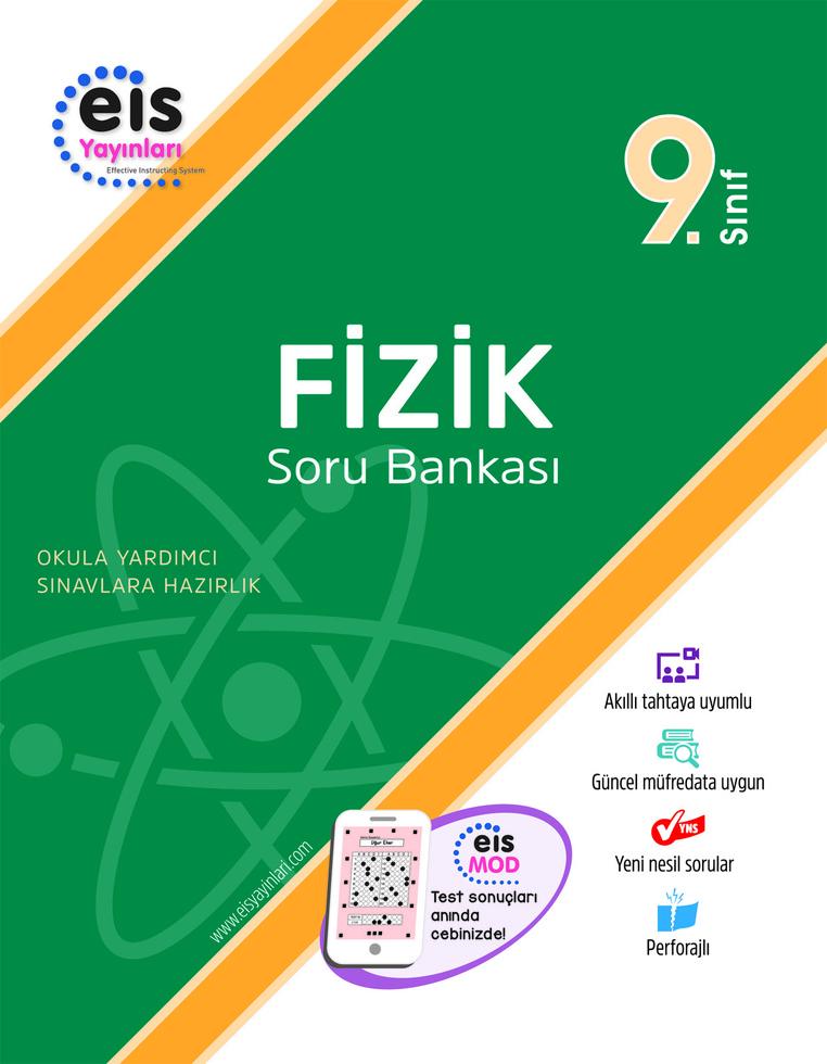 EİS 9.SINIF FİZİK SORU BANKASI