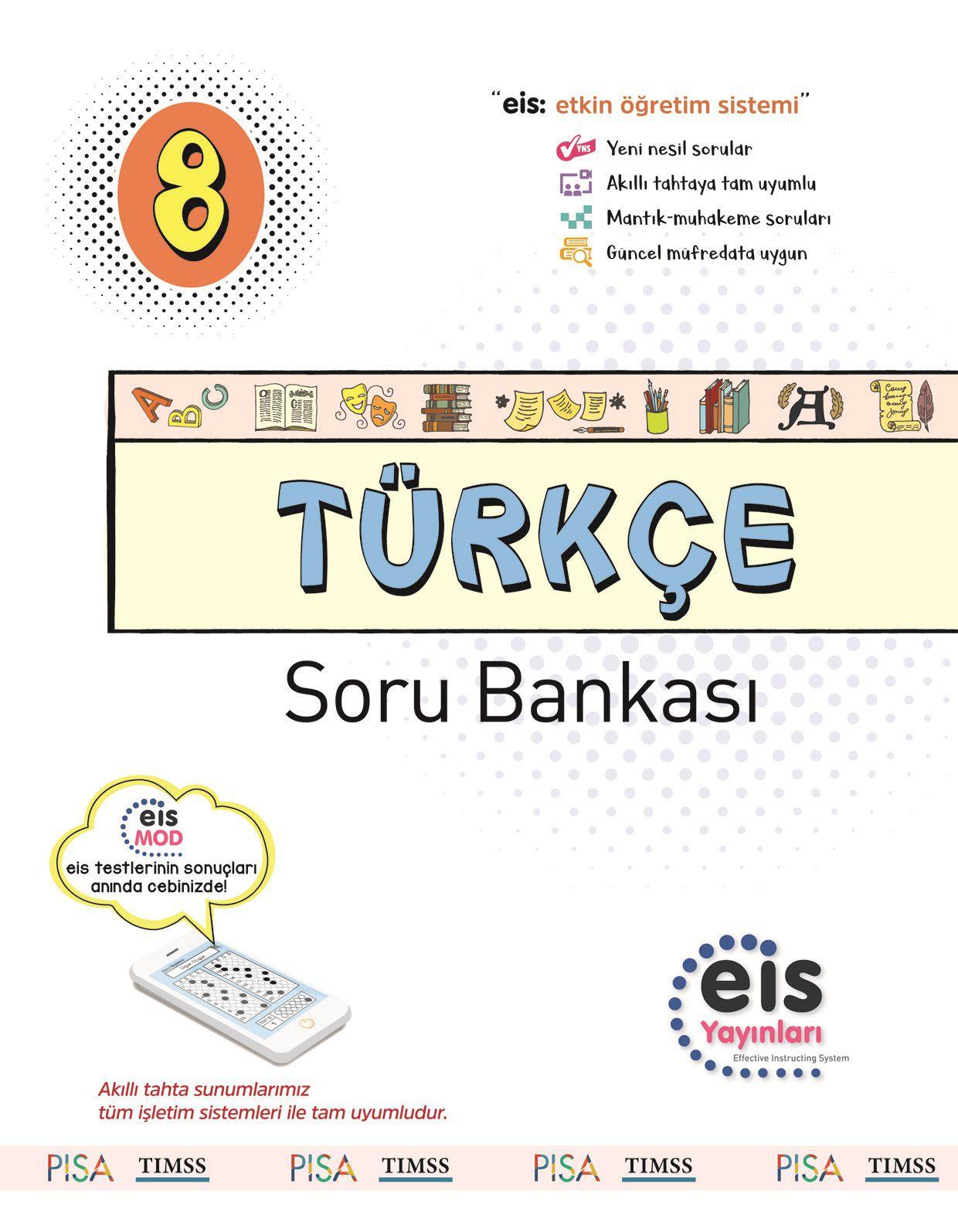 Birey 8. Sınıf Türkçe Soru Bankası