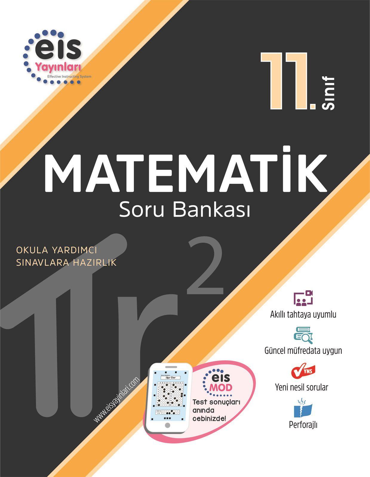 EIS - 11.Sınıf - Matematik - SB