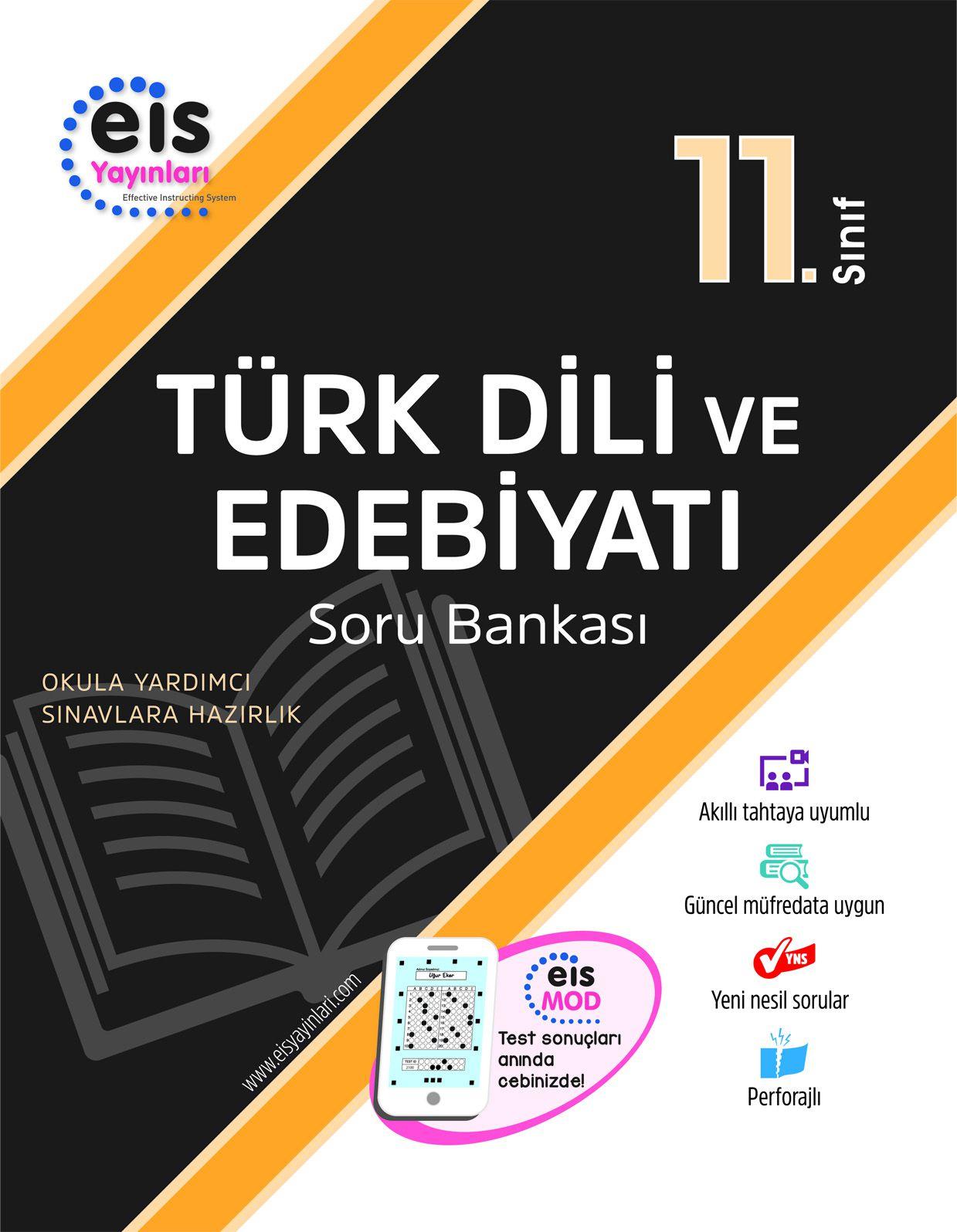EIS - 11.Sınıf - Türk Dili Ve Edebiyatı - SB