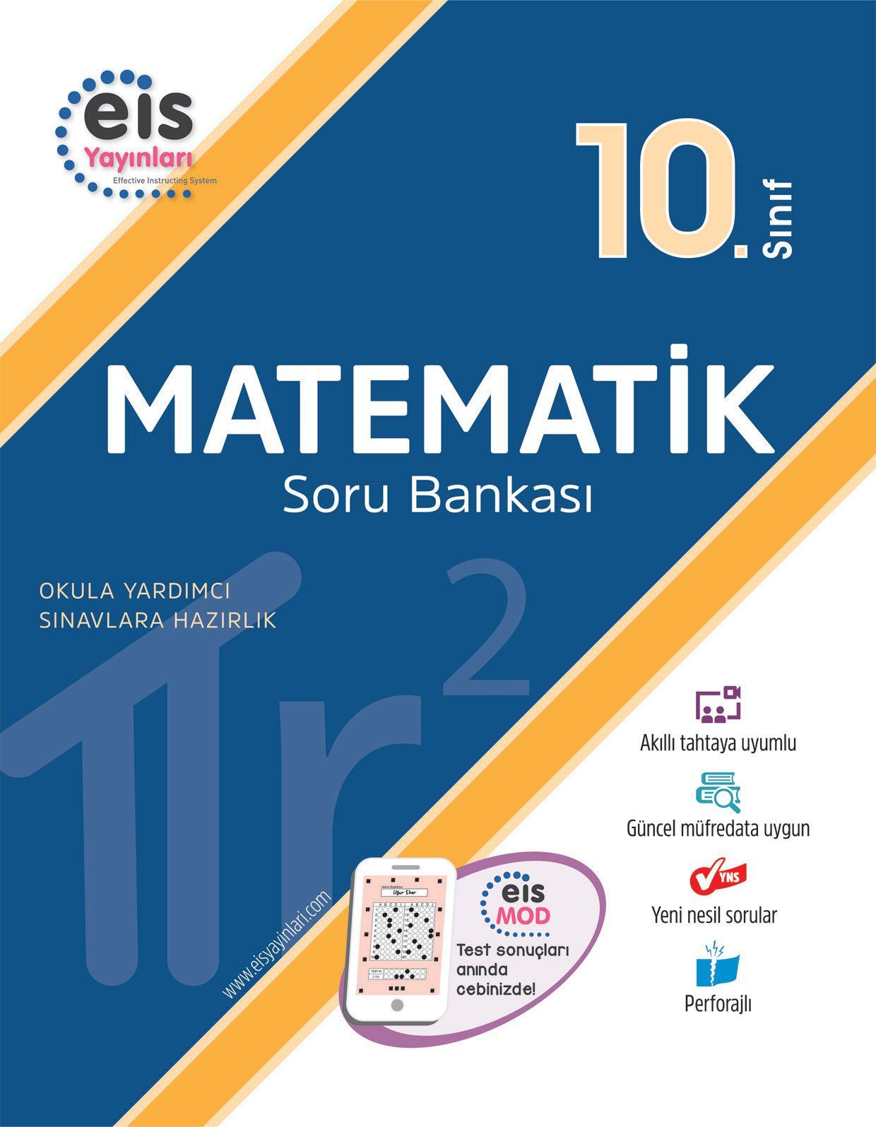 EIS - 10.Sınıf - Matematik - SB