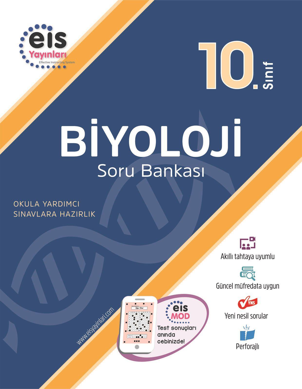 EIS - 10.Sınıf - Biyoloji - SB