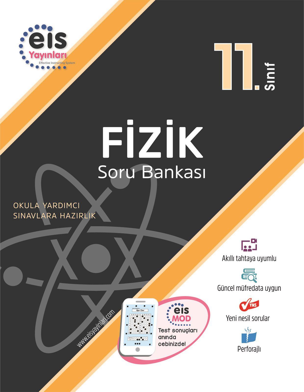 EIS - 11.Sınıf - Fizik - SB