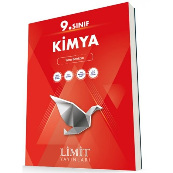 Limit 9.Sınıf Kimya Soru Kitabı