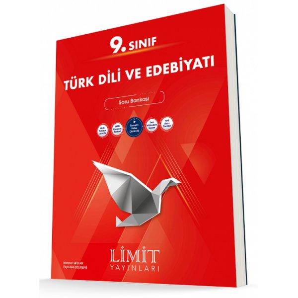 Limit 9.Sınıf Türk Dili ve Edebiyatı Soru Kitabı