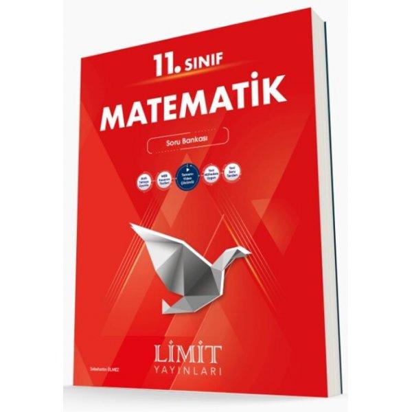 Limit SAY 11.Sınıf Matematik Soru Kitabı