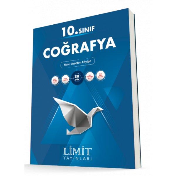 Limit 10.Sınıf Coğrafya Konu Bitirme Kitabı