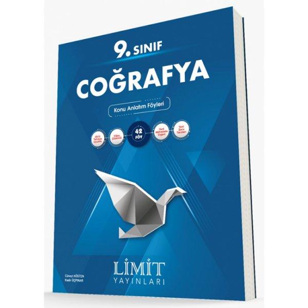 Limit 9.Sınıf Coğrafya Konu Bitirme Kitabı