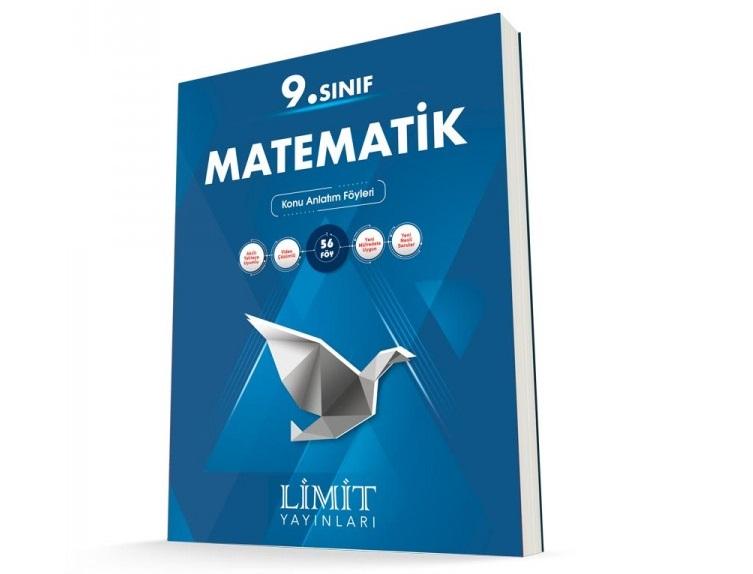 Limit 9.Sınıf Matematik Konu Bitirme Kitabı