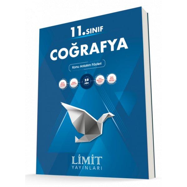 Limit EA 11.Sınıf Coğrafya Konu Bitirme Kitabı