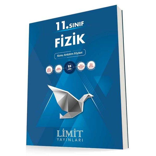 Limit SAY 11.Sınıf Fizik Konu Bitirme Kitabı