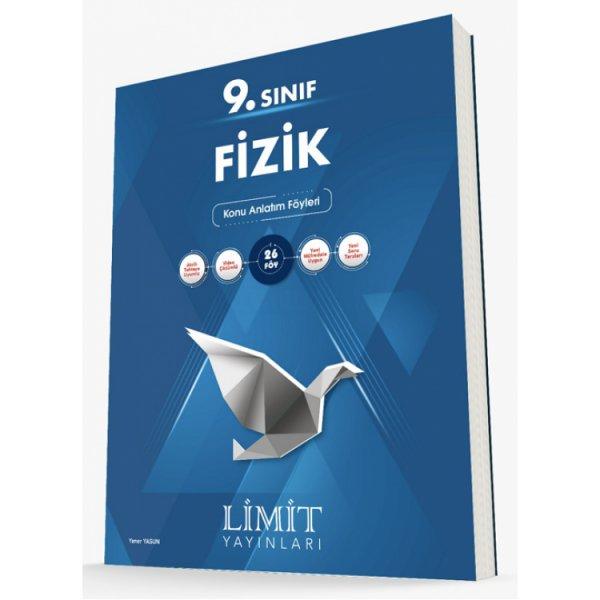 Limit 9.Sınıf Fizik Konu Bitirme Kitabı