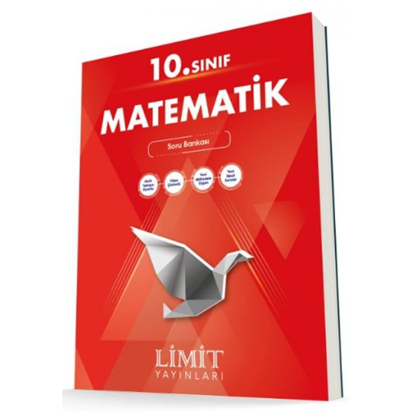 Limit 10.Sınıf Matematik Soru Kitabı