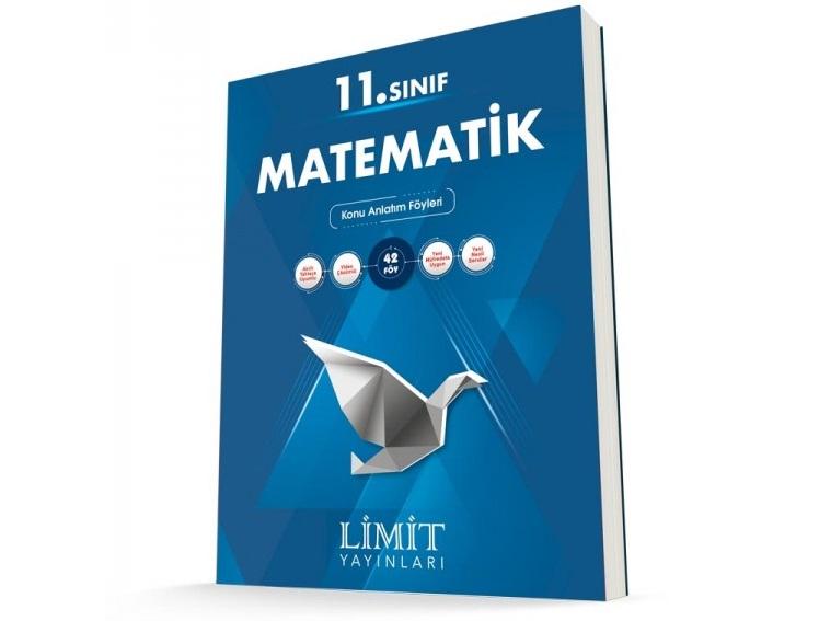 Limit SAY 11.Sınıf Matematik Konu Bitirme Kitabı
