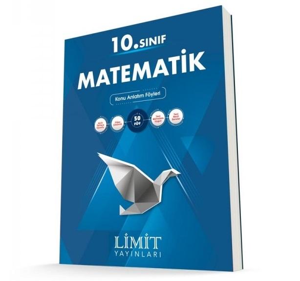 Limit 10.Sınıf Matematik Konu Bitirme Kitabı