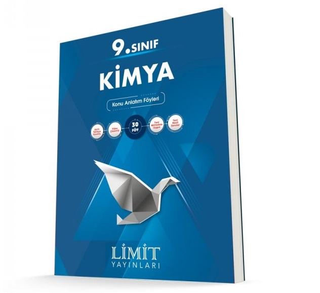 Limit 9.Sınıf Kimya Konu Bitirme Kitabı