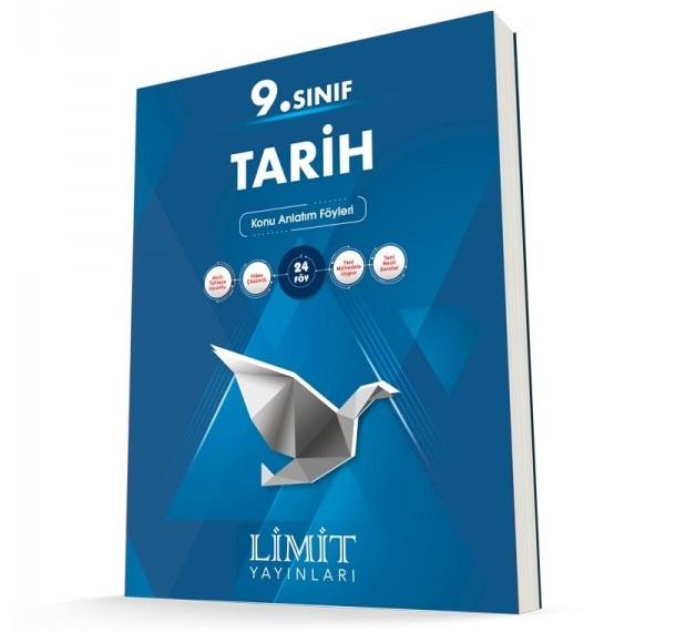 Limit 9.Sınıf Tarih Konu Bitirme Kitabı