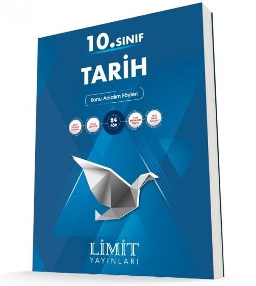 Limit 10.Sınıf Tarih Konu Bitirme Kitabı