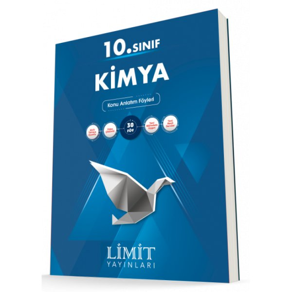 Limit 10.Sınıf Kimya Konu Bitirme Kitabı