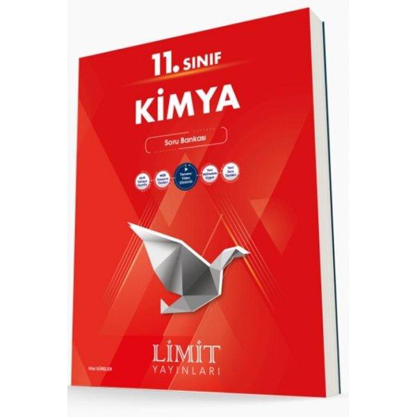 Limit SAY 11.Sınıf Kimya Soru Kitabı