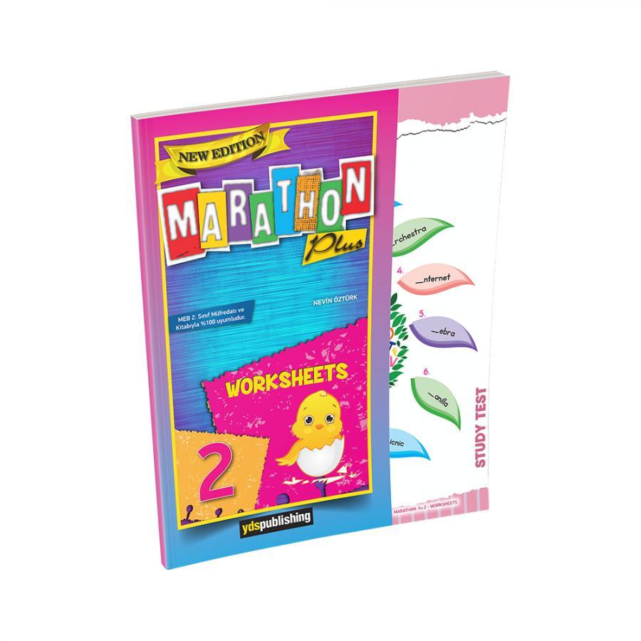 YDS Publishing New Edition Marathon Plus Grade 2 Worksheets